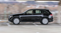 Mercedes GLC 400 d, Exterieur