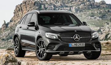 Mercedes GLC 43 4Matic