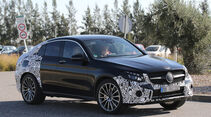 Mercedes GLC 450 AMG Sport Coupé Erlkönig