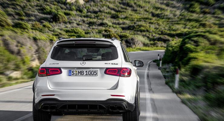 Mercedes GLC 63 4MATIC CoupŽ Facelift 2019