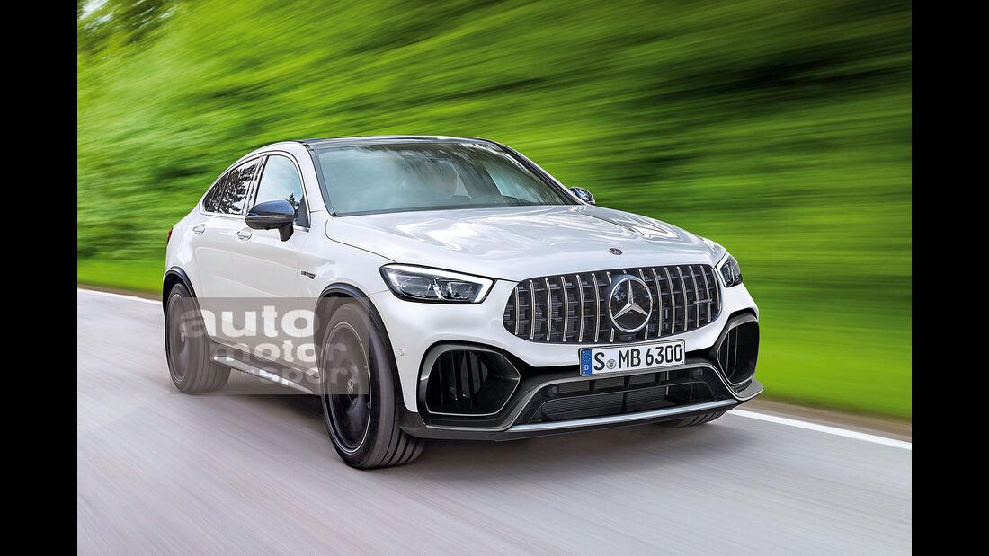 Mercedes GLC 63 Coupé