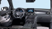 Mercedes GLC, Cockpit