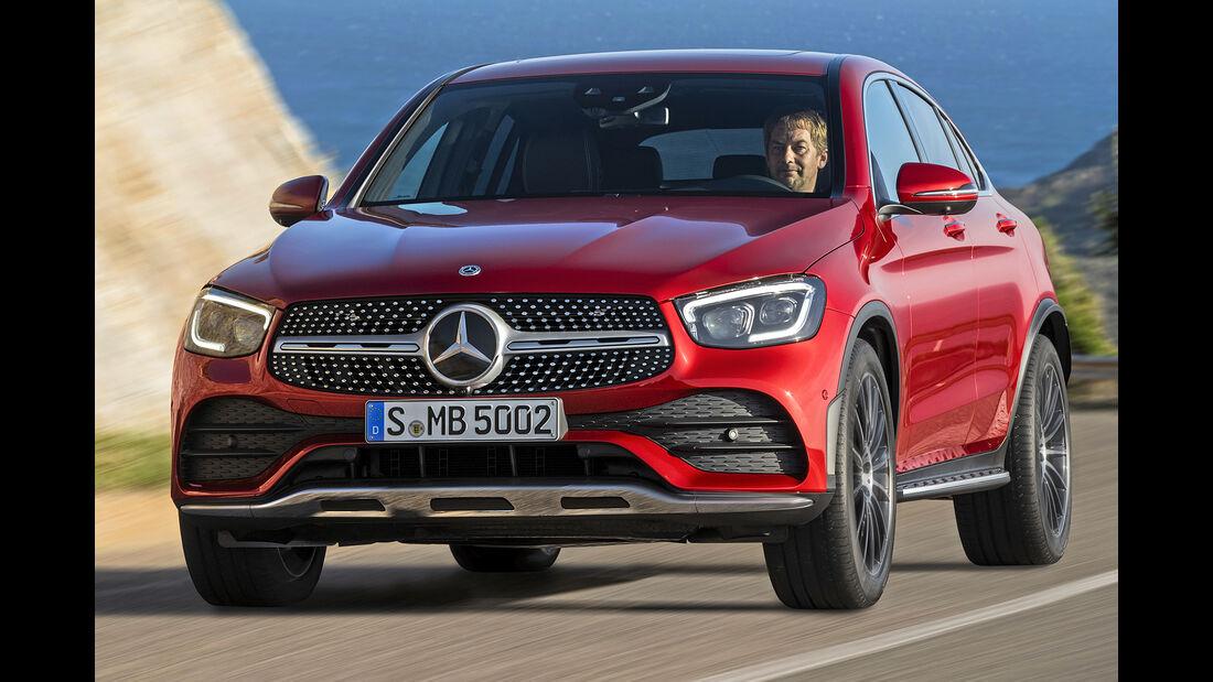 Mercedes GLC Coupé, Best Cars 2020, Kategorie K Große SUV/Geländewagen
