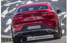 Mercedes GLC Coupé - Fahrbericht