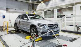 Mercedes GLC F-CELL Erprobung