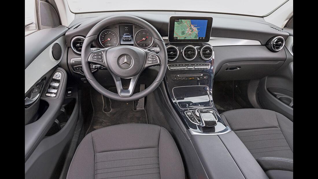 Mercedes GLC Interieur