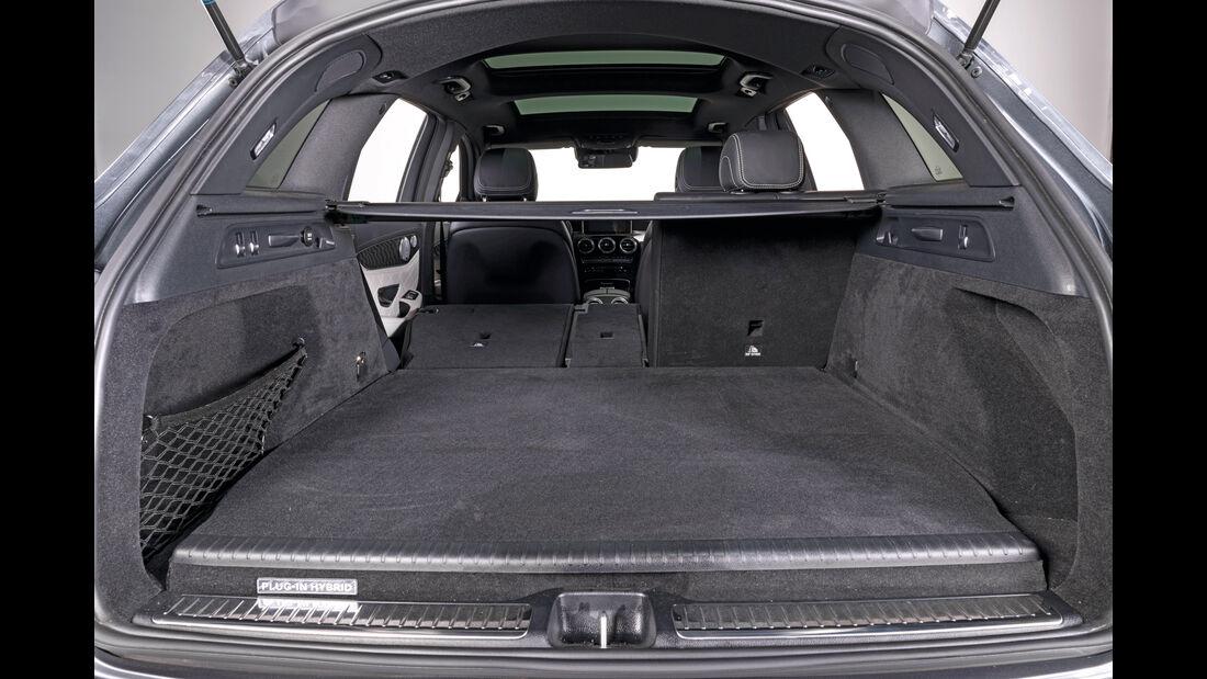 Mercedes GLC, Kofferraum