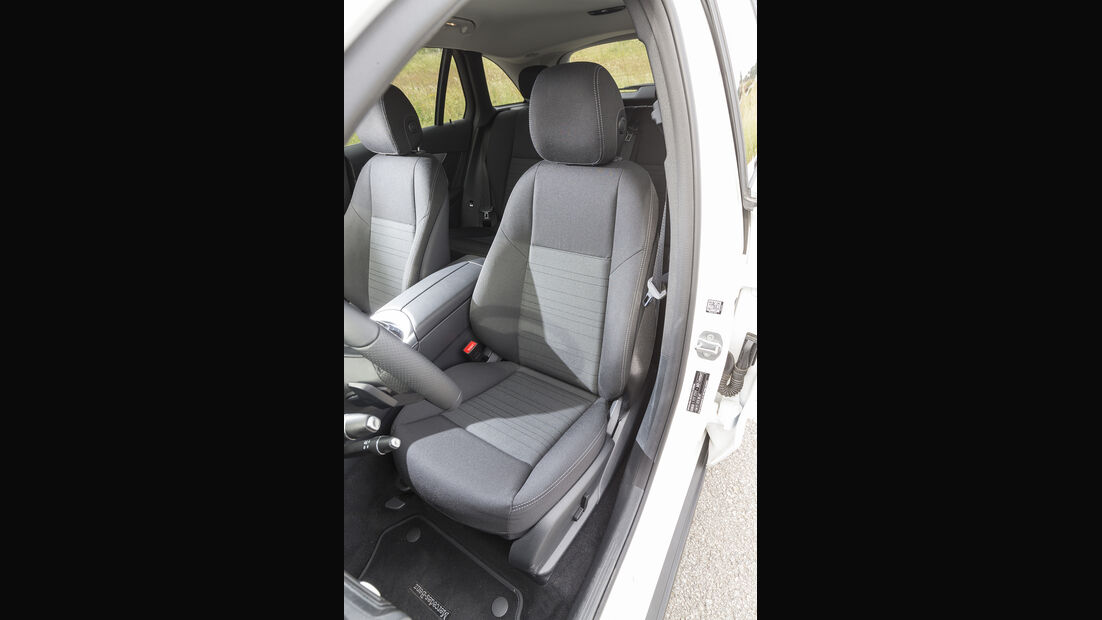 Mercedes GLC Sitze
