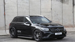 Mercedes GLC by Väth