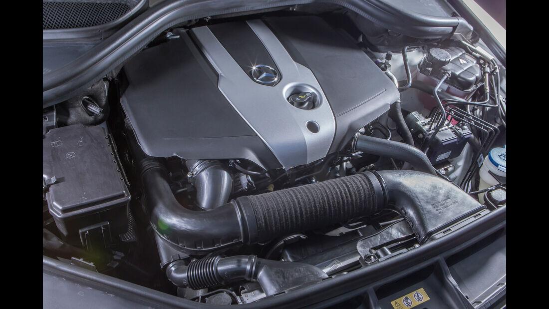 Mercedes GLE 250 d, Motor