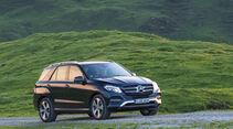 Mercedes GLE 250d 500e
