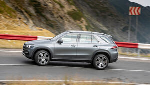 Mercedes GLE 300d 4Matic (2019)