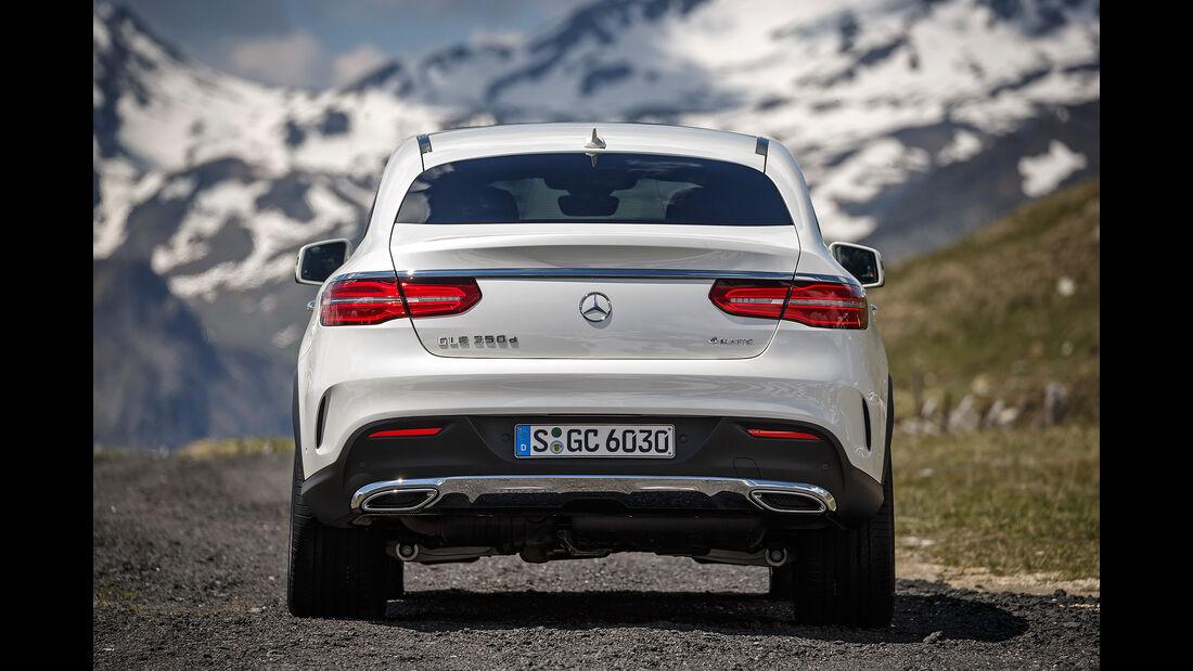Mercedes GLE 350 d 4Matic Coupé