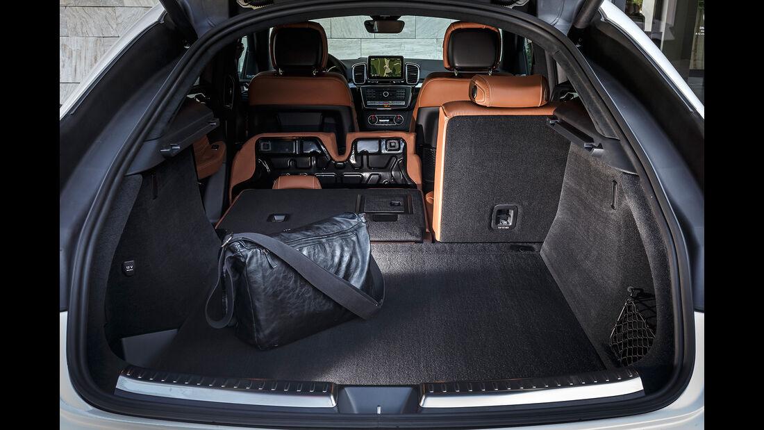 Mercedes GLE 350 d 4Matic Coupé, Kofferraum