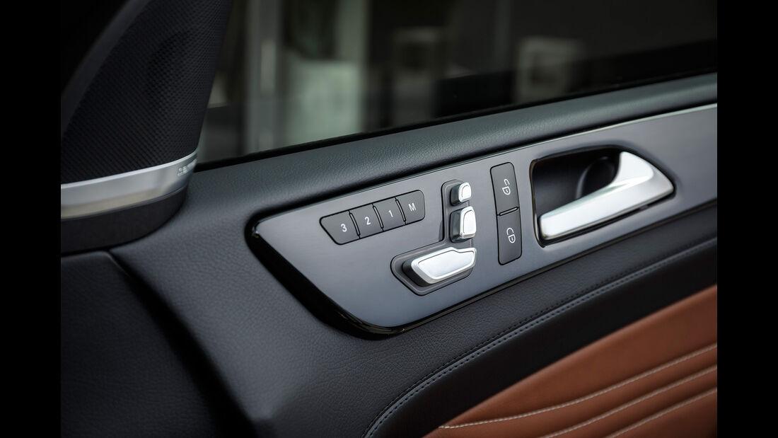 Mercedes GLE 350 d 4Matic Coupé, elektrische Sitzverstellung