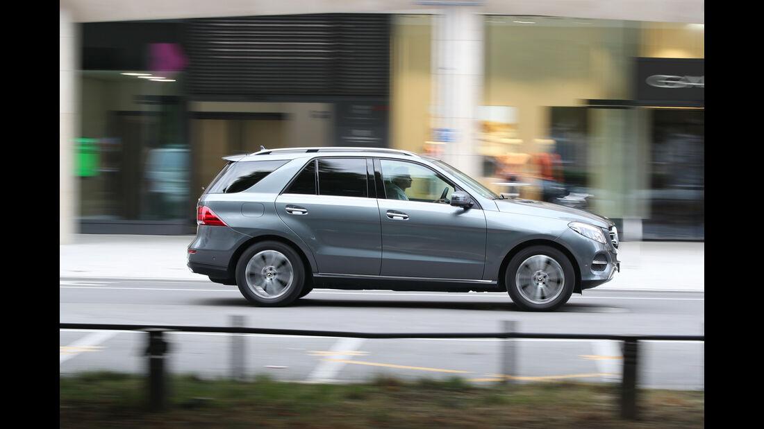 Mercedes GLE 350 d 4Matic, Exterieur