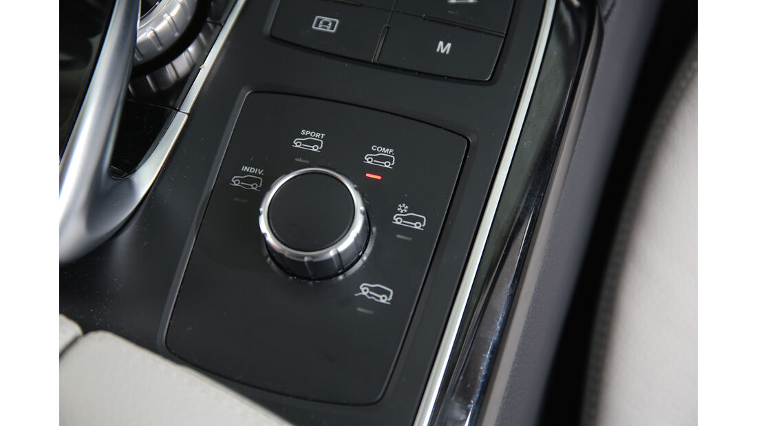 Mercedes GLE 350 d 4Matic, Interieur