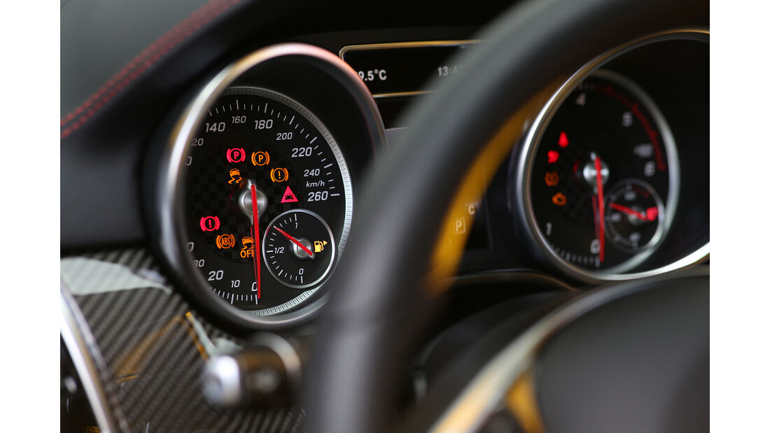 Mercedes GLE 350 d Coupé, Interieur