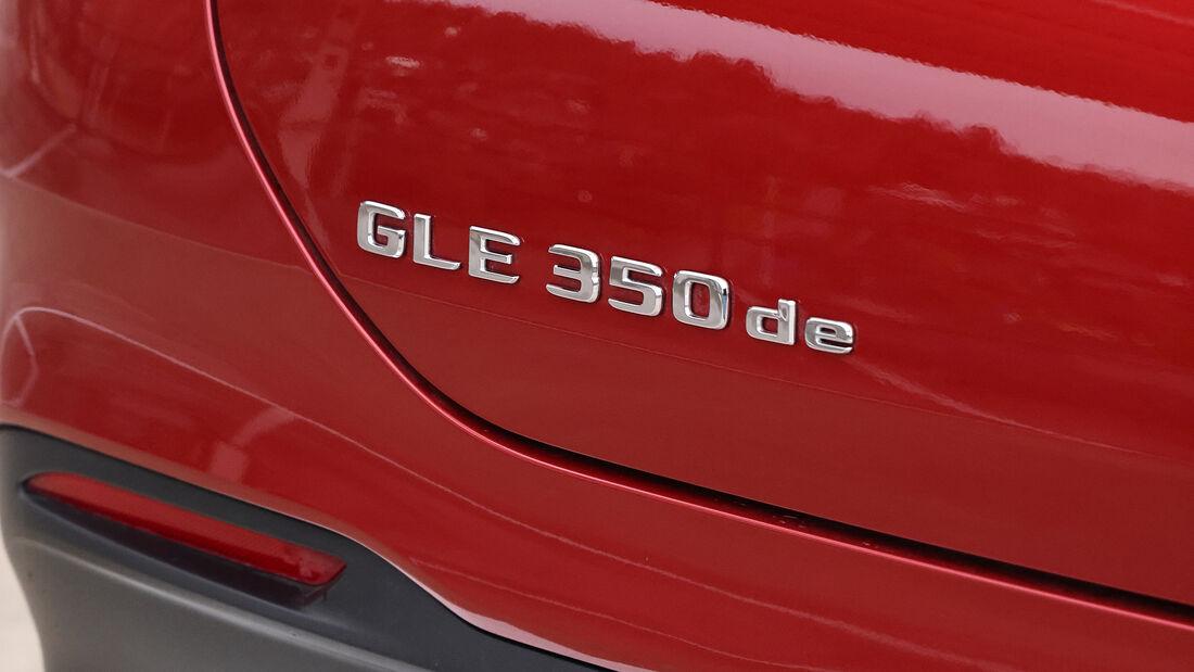 Mercedes GLE 350 de 4Matic Coupé, Exterieur