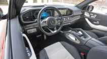 Mercedes GLE 350 de 4Matic Coupé, Interieur