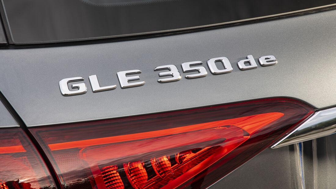 Mercedes GLE 350 de, Exterieur