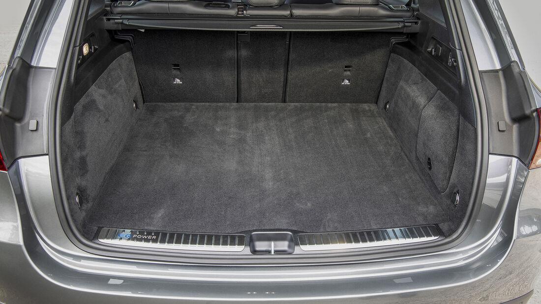 Mercedes GLE 350 de, Interieur