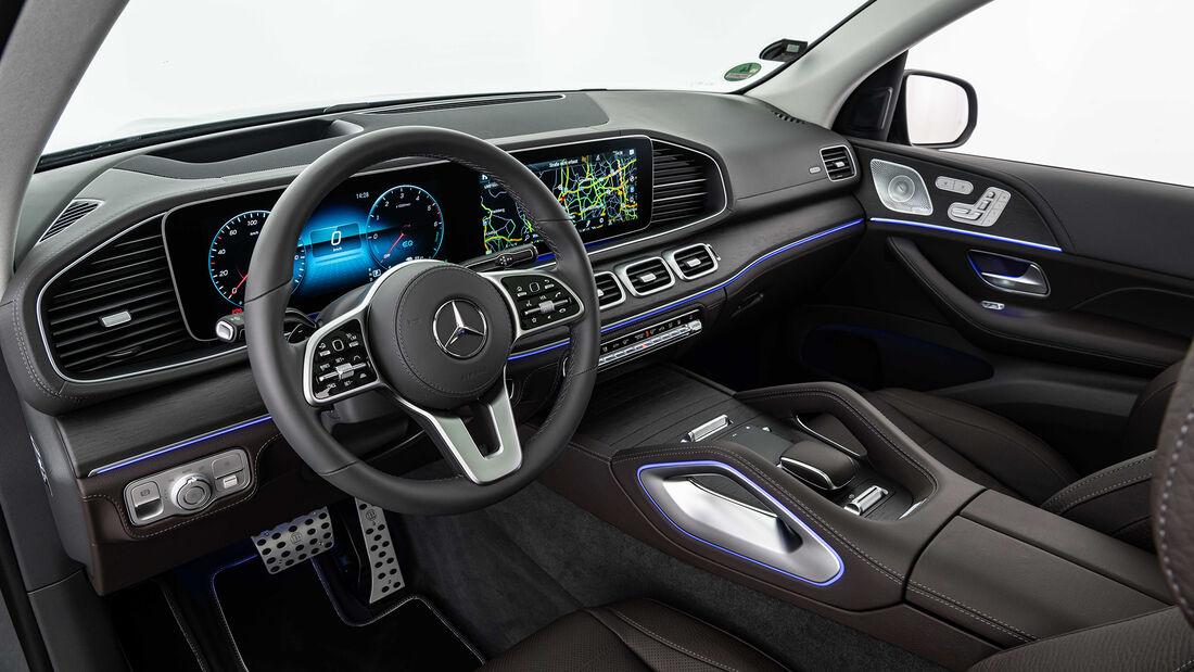 Mercedes GLE 350de Hybrid