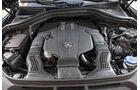 Mercedes GLE 400, Motor