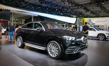 Mercedes GLE 400 d Coupé, IAA 2019