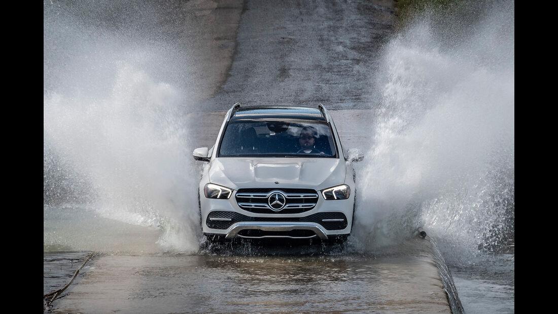 Mercedes GLE 400 d, Exterieur