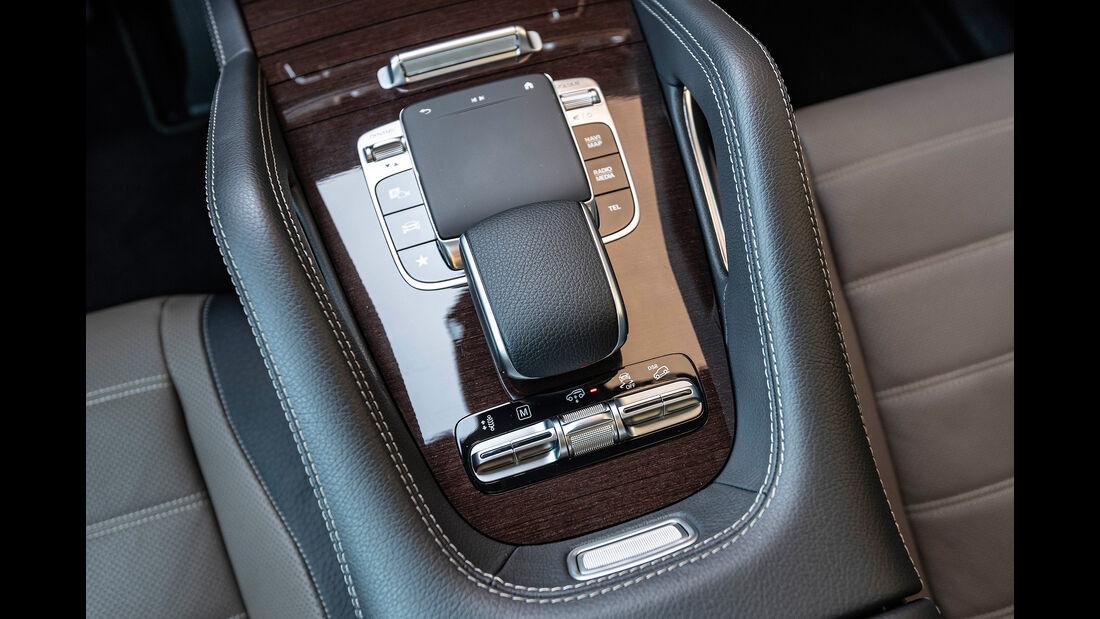 Mercedes GLE 400 d, Infotainment, Bedienung