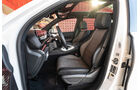 Mercedes GLE 400 d, Sitze