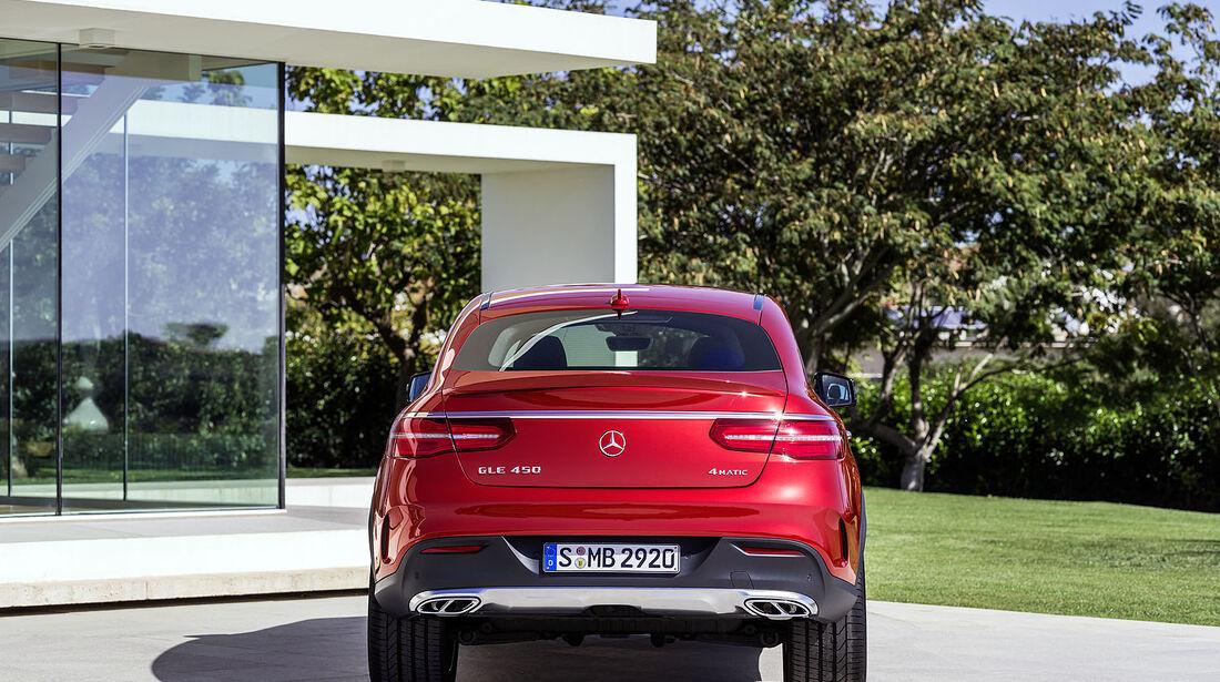 Mercedes GLE 450 AMG  Coupé 4MATIC
