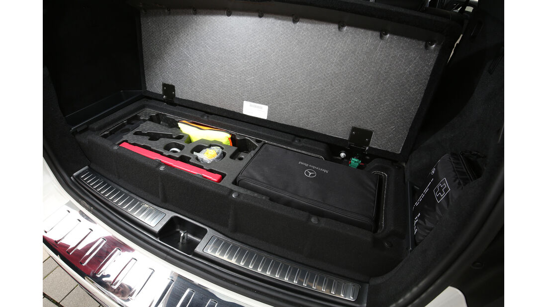 Mercedes GLE 500 e 4Matic, Batterie