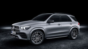 Mercedes GLE 580 4Matic USA