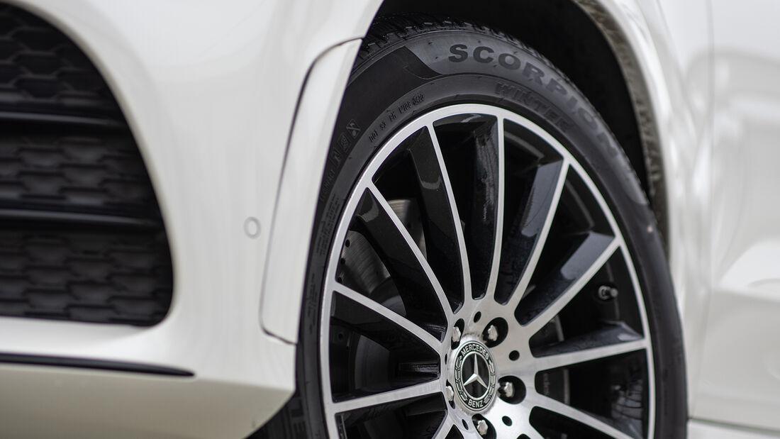 Mercedes GLE 580, Exterieur