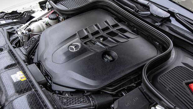 Mercedes GLE 580, Motor