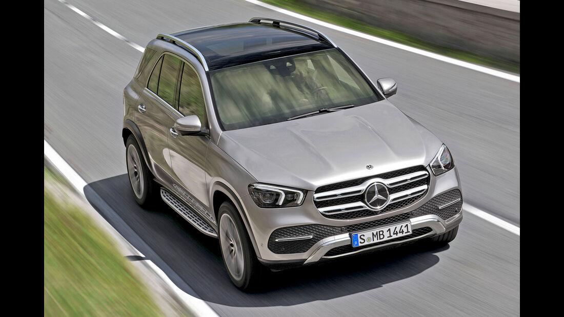 Mercedes GLE, Best Cars 2020, Kategorie K Große SUV/Geländewagen