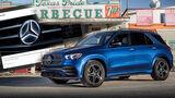 Mercedes GLE USA Stern beleuchtet Rückruf