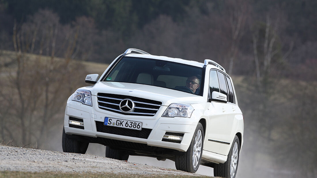 Mercedes GLK 200 CDI