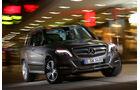 Mercedes GLK 200 CDI, Frontansicht