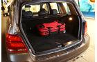 Mercedes GLK 200 CDI, Kofferraum