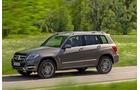 Mercedes GLK 220 CDI BlueEfficiency 2012 Fahrbericht