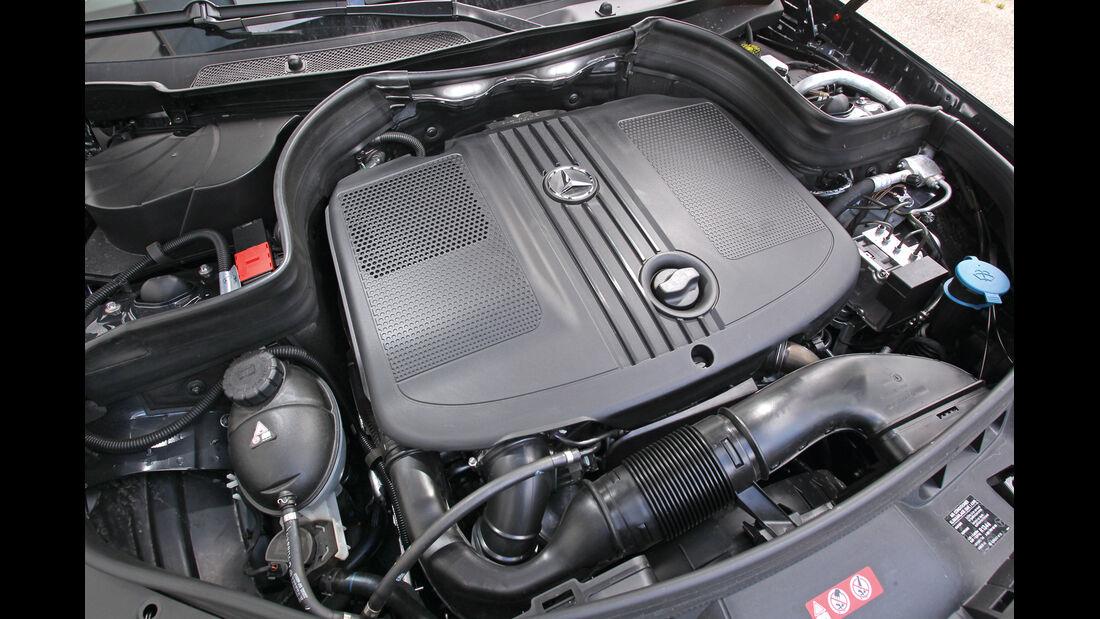 Mercedes GLK 220 CDI Bluetec, Motor