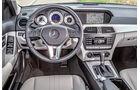 Mercedes GLK 220 CDI, Cockpit
