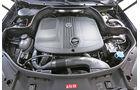 Mercedes GLK 220 CDI, Motor