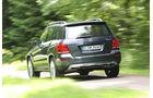 Mercedes GLK 250 Bluetec 4-Matic, Heckansicht