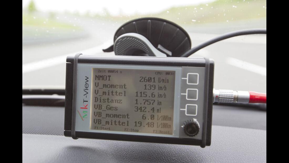 Mercedes GLK 250 CDI 4matic Bus-System
