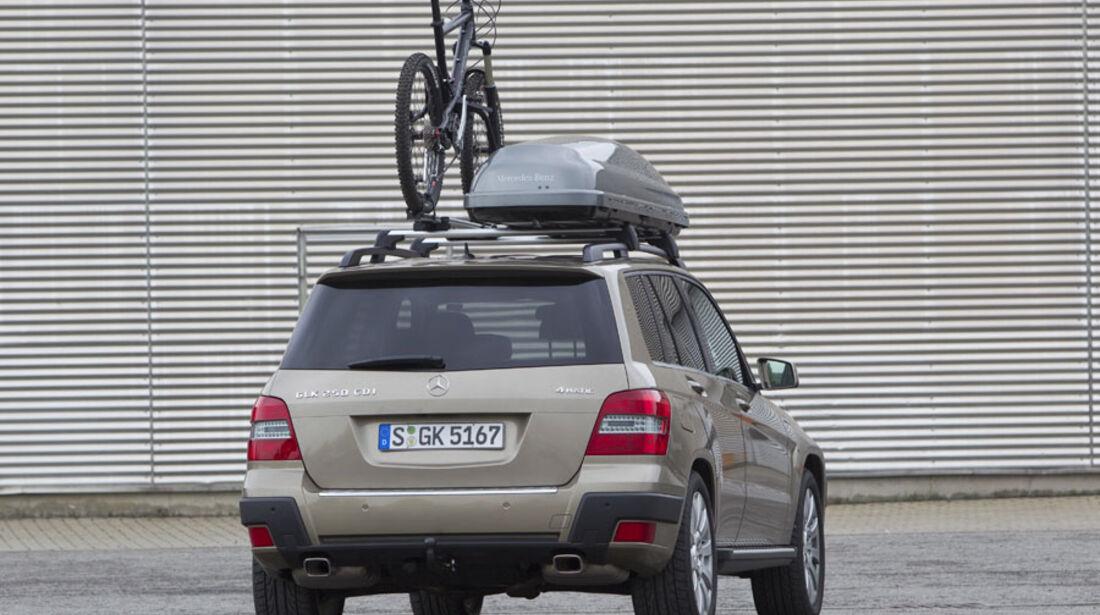Mercedes GLK 250 CDI 4matic Dachgepäckträger