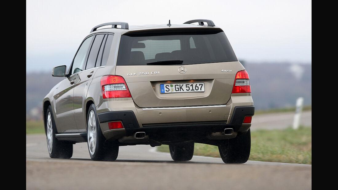 Mercedes GLK 250 CDI